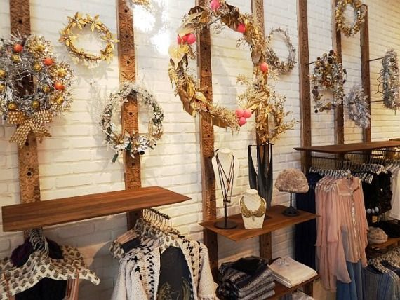 The Aspen Anthro is beyond gorgeous & inspiring for Holiday DIYs.