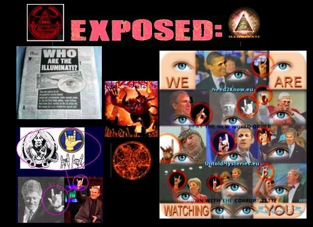 Committee of 300   Exposed Mysteries: The Illuminati Worldwide Occult Government