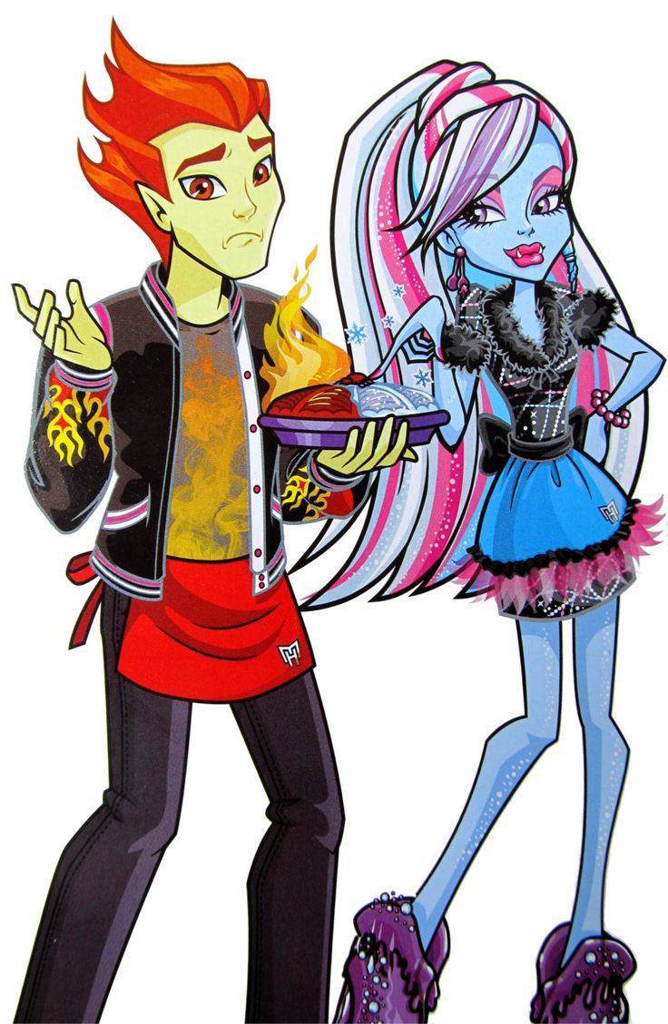Abbey Bominable - Monster High Wiki