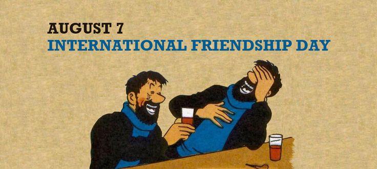 Celebrate International Friendship Day on August 7 http://www.celebrationsblog.com/international-friendship-day-august-7/