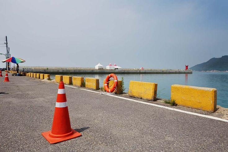 Paengmok Port