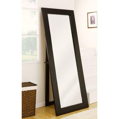 Hokku Designs Lexi Wall Mount Cheval Mirror $200