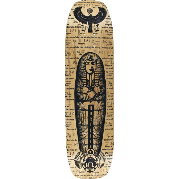 Explore the lastest skateboards decks from Hurt Life Skateboards with free shipping available at Warehouse Skateboards.