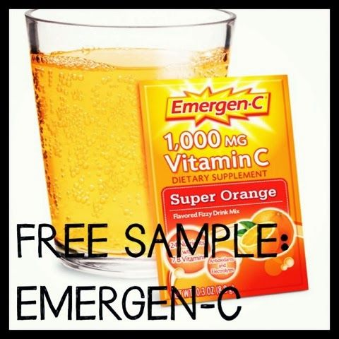 graphic about Emergen C Coupon Printable known as Coupon emergen-c - Latest concentration reward card offers