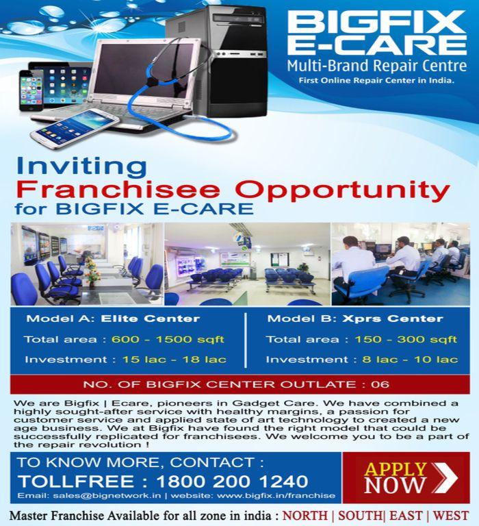 www.bigfix.in/franchise