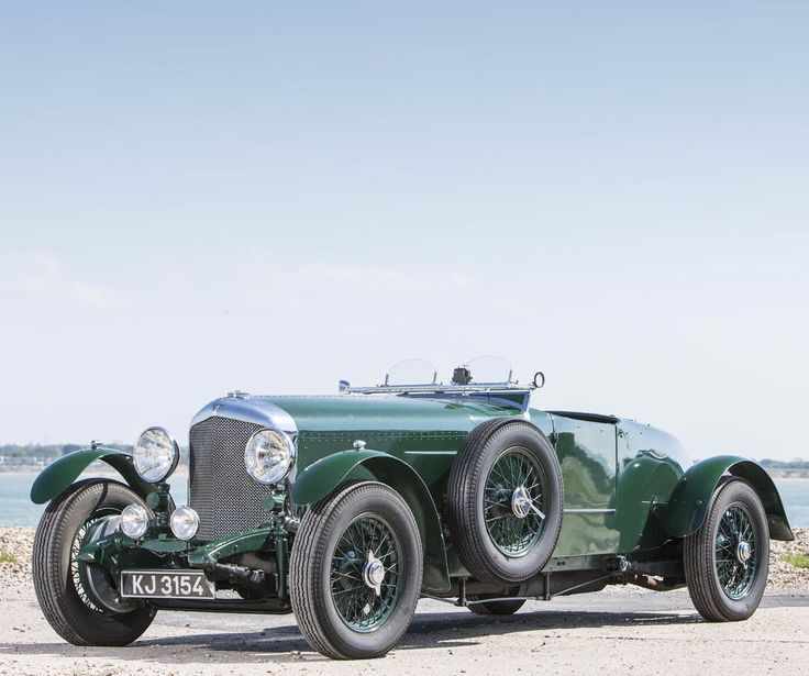 Classic Bentley Wedding Car: 6732 Best Images About Classic Cars 1884-1937 On Pinterest