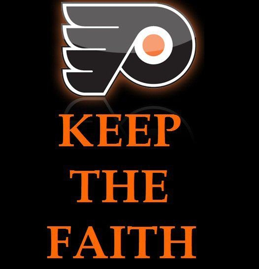 KEEP THE FAITH! (Game 1 proved that!)