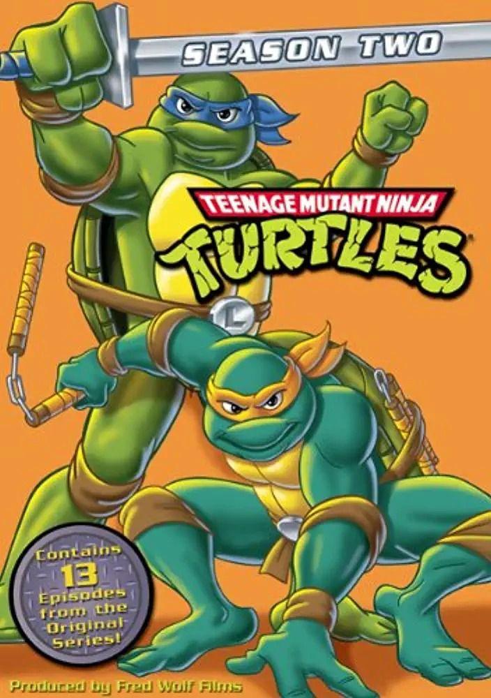 Teenage Mutant Ninja Turtles Superman Legend