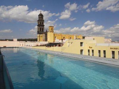Hoteles en Puebla México.