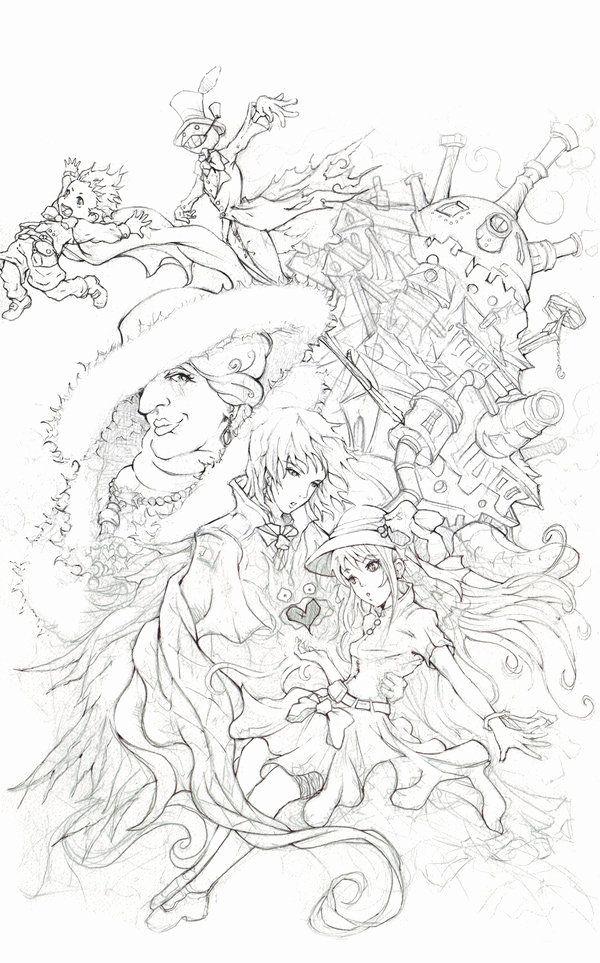 Studio Ghibli Coloring Book Luxury 107 Best Images About Studio Ghibli Coloring Pages On Pinterest