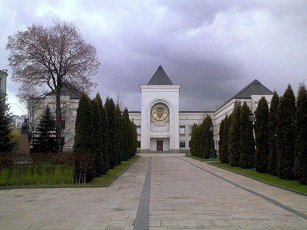 «Данилов монастырь» — Moscow Russia