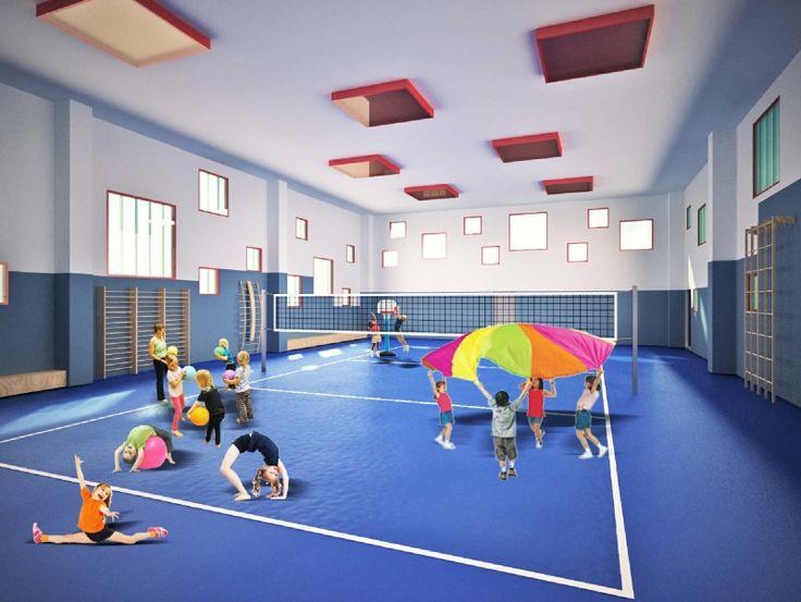 Nuova palestra per il polo scolastico di via Ripalta Finanziata per 800 mila euro dalla Regione Abruzzo