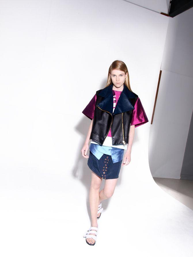 #print #colors #metallic #details #fabric