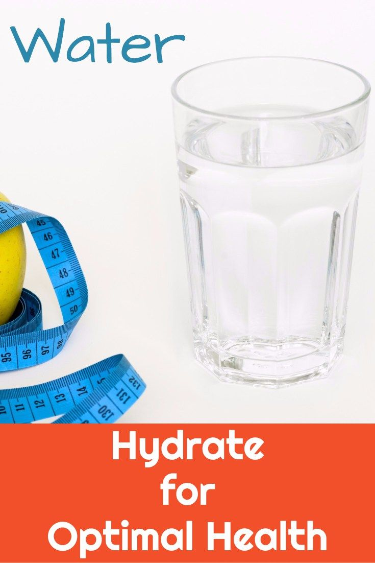 Drink Water | Hydrate for Health | Drink More Water | Download