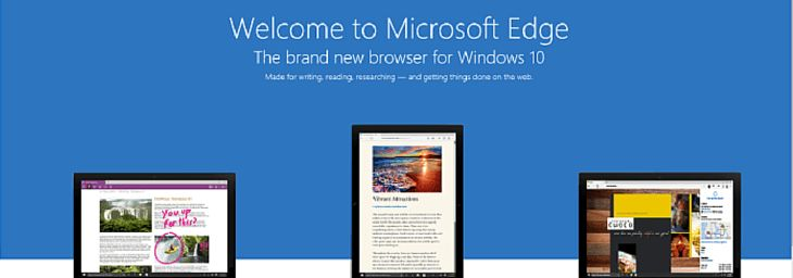 In this post, we take a look at some of the top features of the new modern web browser in Windows 10 called the Microsoft Edge Browser.