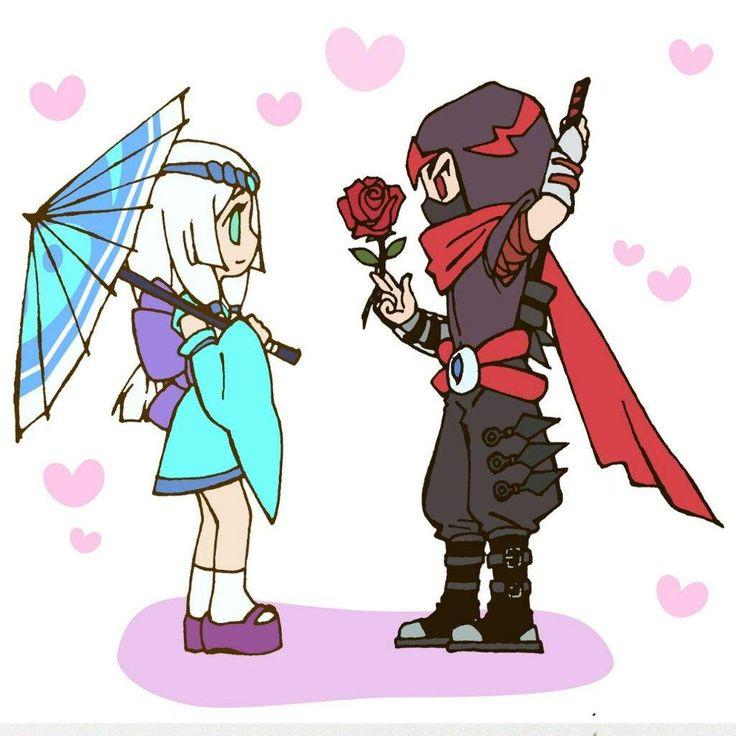 Hasil gambar untuk mobile legends valentine art