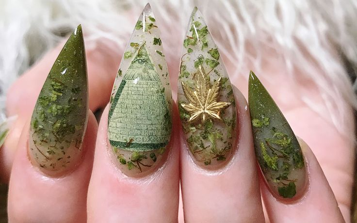 Canni-Manis: This New Beauty Trend Will Blow Your Mind – High Times