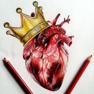 Сердце в короне