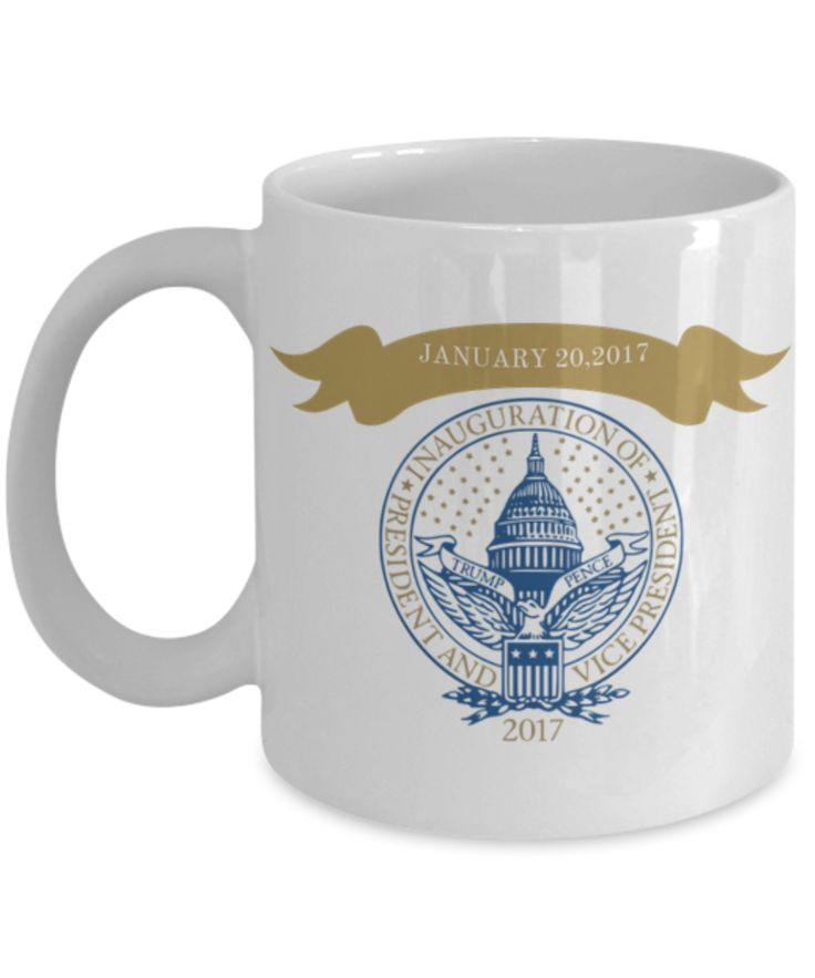 Donald Trump Inauguration Mug