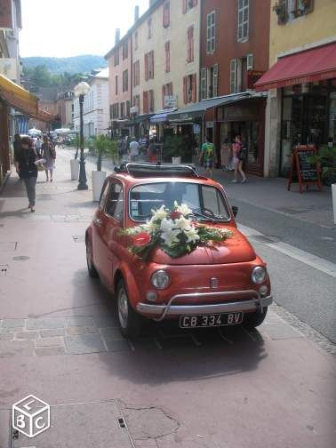 location fiat 500 pour mariage ou autre vnement prestations de services haute savoie leboncoin - Location Fiat 500 Mariage