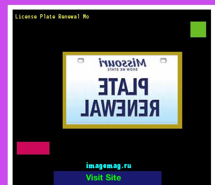 The  Best License Plate Renewal Ideas On   Plate Mail