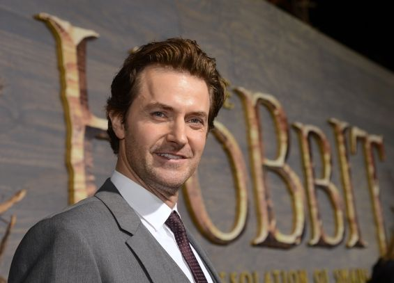 Richard Armitage is Thorin Oakenshield