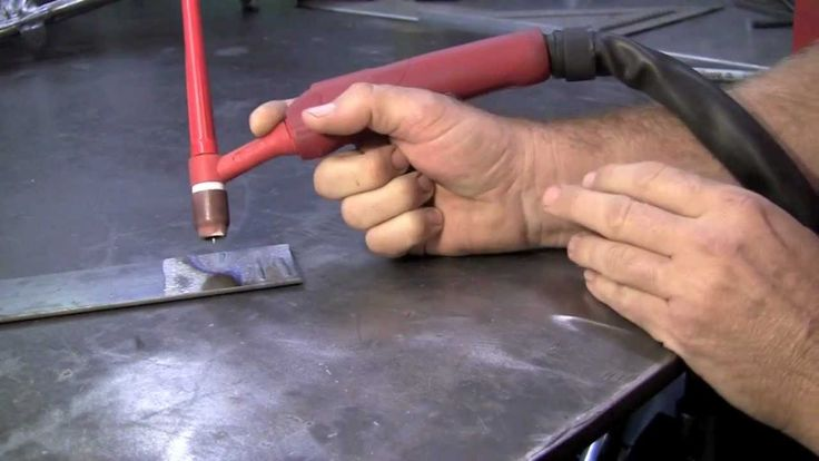 TIG WELDING 101: Tips and Tricks when Welding with your LONGEVITY TIGWEL...