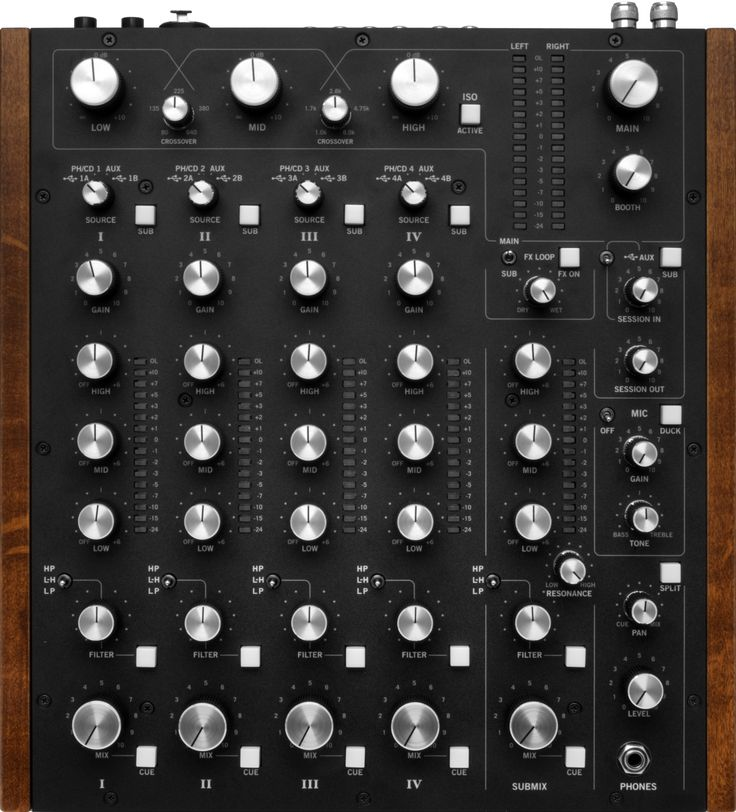 Rotary is back! Giving serious consideration to this just released house / techno mixer from Rane. Absolutely gorgeous, but does not come cheap. Too many bells and whistles for noodling around the house?