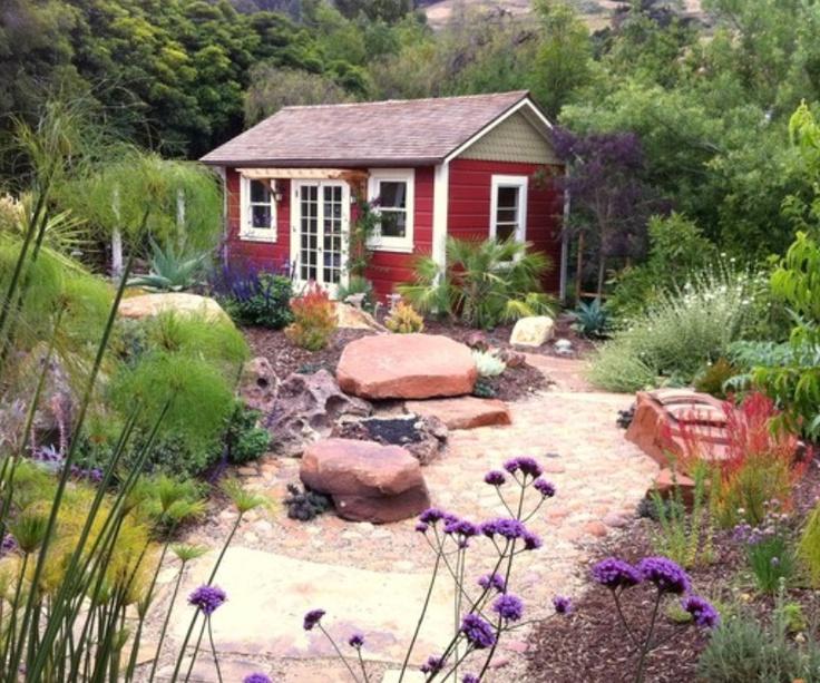 san luis obispo overlook mediterranean garage and shed san luis obispo gardens by gabriel