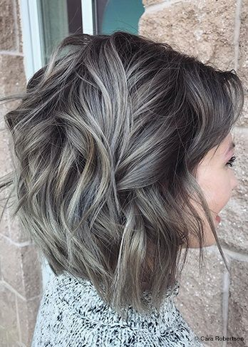 Hair by Cara Robertson Root Smudge: Oway Hcolor 5….