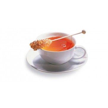 Kandis-Sticks braun. (Zum Shop: )http://www.hotel4home.com/restaurant-bar/tee-zubehoer/kandis-sticks-braun.html