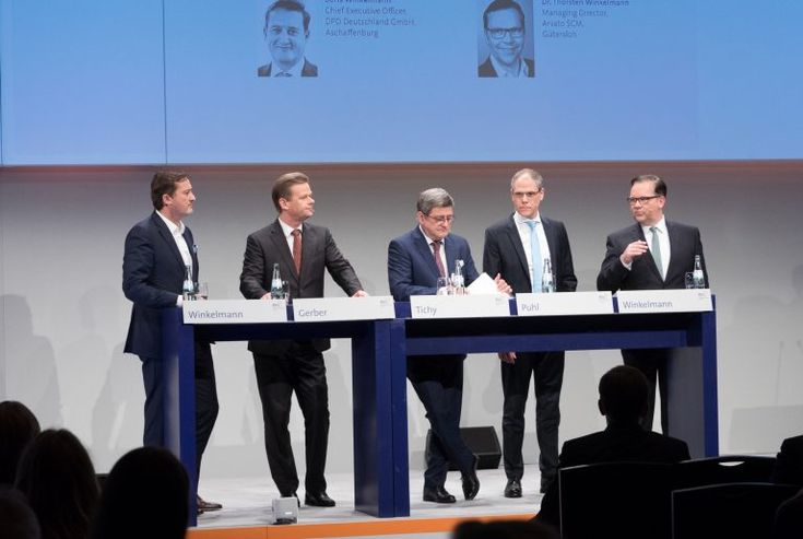 The 34th International Supply Chain Conference focused on the importance of digital innovations in global supply chain management. https://scm.arvato.com/en/events/2017/arvato-scm-solutions-auf-dem-bvl---kongress-2017.html