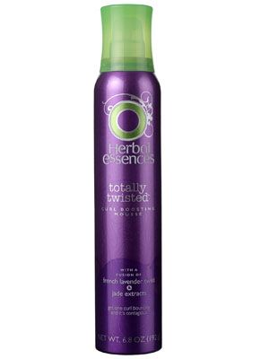 I swear by this when I leave my hair curly.   It lets my curls stay soft and yet de-frizzes the ringlets
