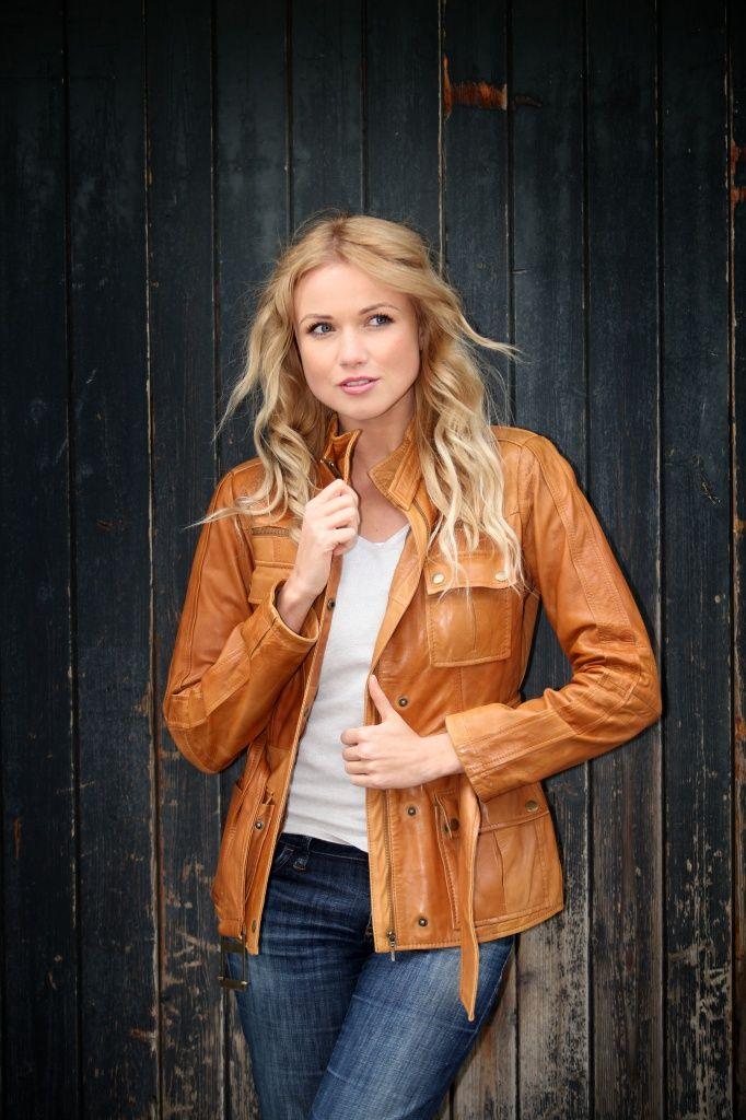 cool Модные женские кожаные куртки (50 фото) — Тенденции и популярные модели 2017