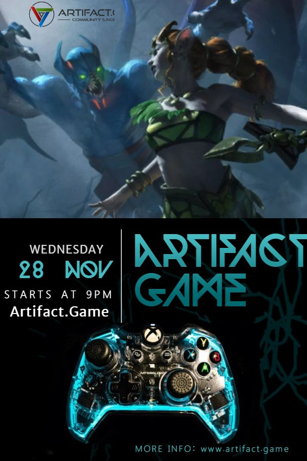 Artifact Is A Digital Card Game Coming From The Makers Of Dota 2
