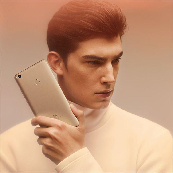 """Aliexpress.com: Comprar Original Xiaomi mi Max 2 Max2 Teléfono Móvil 4 GB RAM 64 GB ROM 5300 mAh 6.44 """"Snapdragon 625 Octa Core 1080 P 12MP QC 3.0 Andriod 7.1 de phone 4gb fiable proveedores en Xiaomi Online Store"""