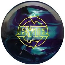 Byte - (Free Shipping)  Storm Bowling Products is the bowling innovation company, and we earned that reputation through consistent efforts and investments in R Storm develops new shapes and designs to help you, the bowler, get the best possible advantage on the lanes. How do we do it? A lot of blood, sweat, and tears go into the development process of each and every Storm bowling ball. Until we're happy with it, you won't see it.