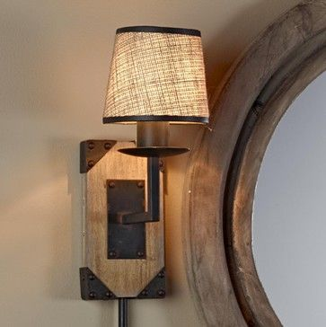 1000+ images about Rustic Sconces on Pinterest | Sconce ...