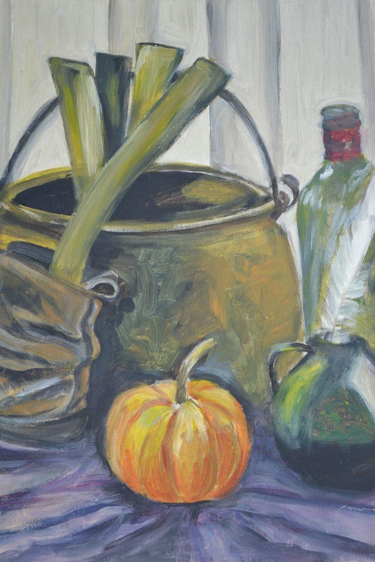 1000 images about beeldaspect kleur op pinterest vincent van gogh deuren en caspar david - Kleur schilderij ingang ...