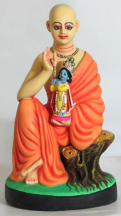 sri-chaitanyadev-with-idol-of-krishna-HG46_l.jpg (421×750)