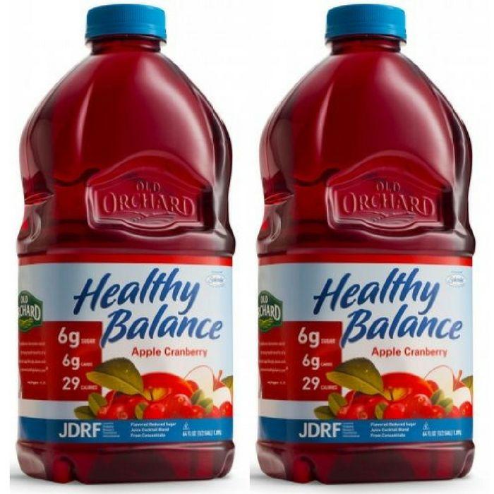 Old Orchard Healthy Balance Juice Just $0.75 At Dollar Tree!