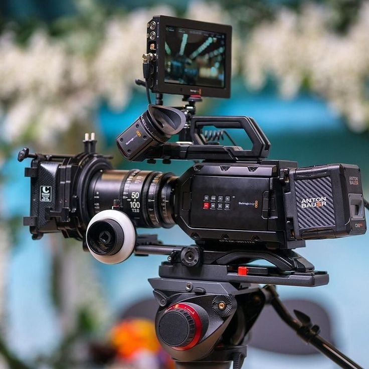 Sweet combo Sigma 50-100mm T2 Cinema Lens  Black Magic Ursa Mini | Photo by @torphoto via @sigmaphoto