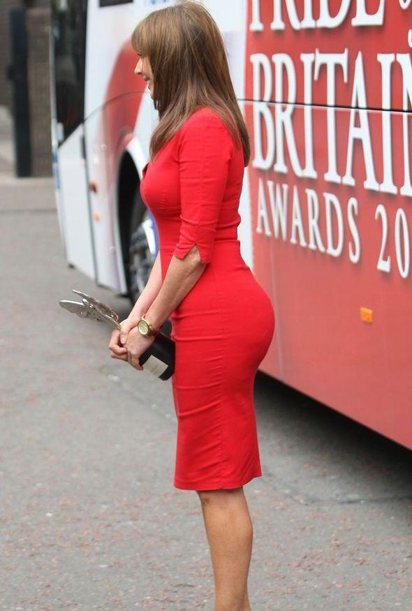 Jennifer Lopez, Carol Vorderman
