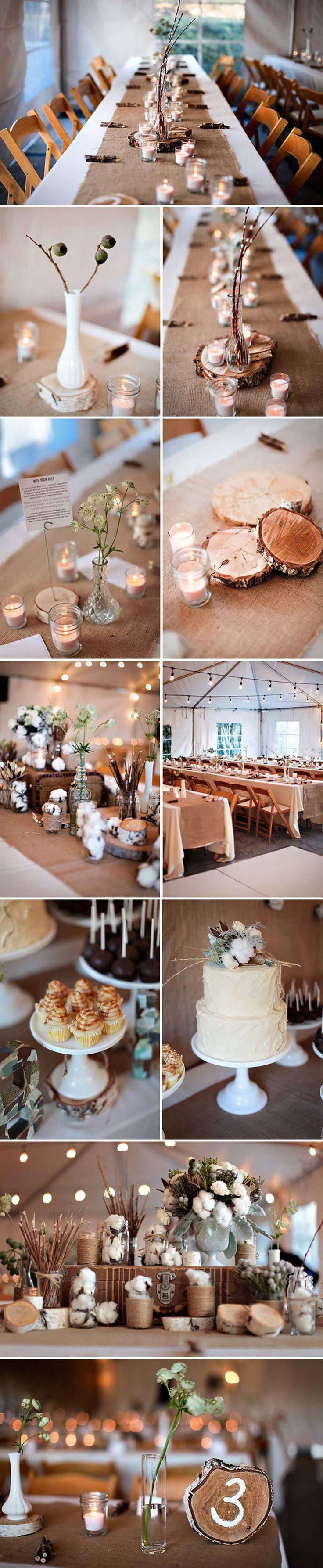 { Inspirujący ślub i wesele w stylu eco-chic } | Sweet Wedding.pl