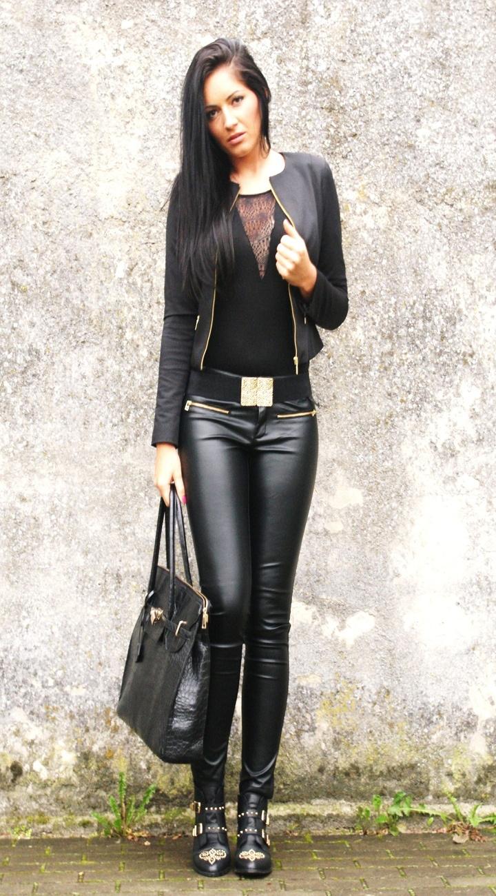 #fashion #fashionista Monika nero Stylish!: glam rock