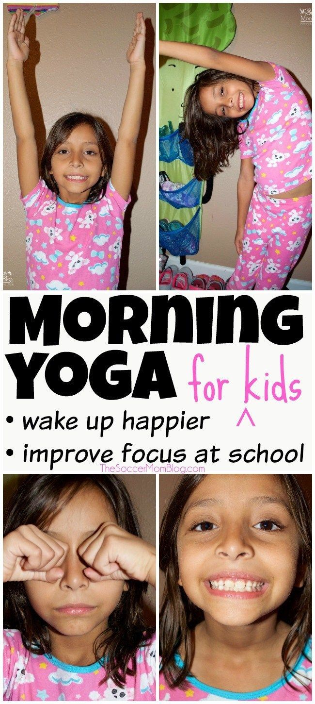 5-Minute Morning Yoga for Kids to Wake up Happier and Improve Focus – School Counseling Ideas