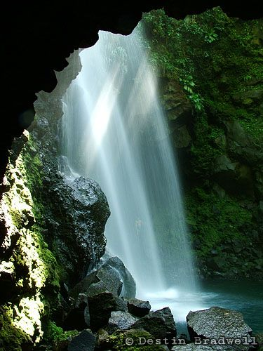 Planning our getaway ..Falls of Baliene St. Vincent and the Grenadines