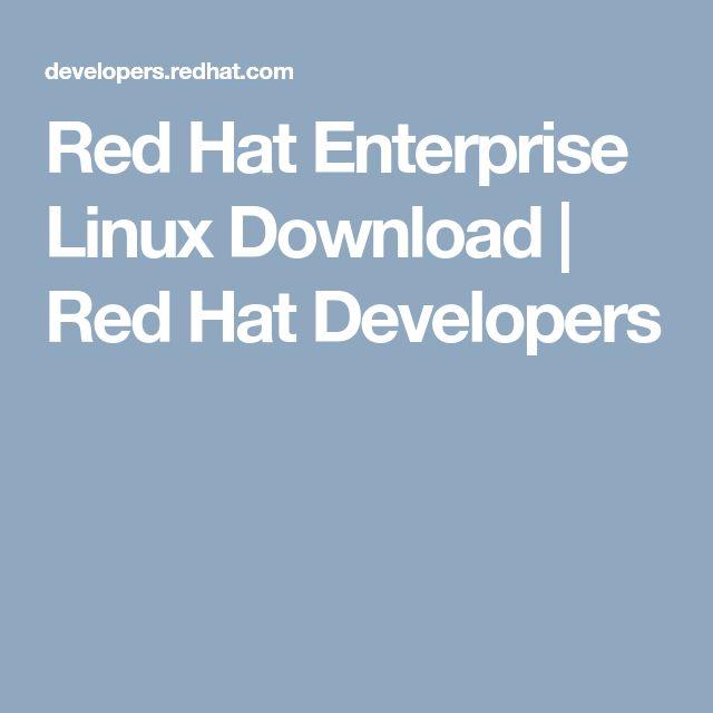 The 25+ best Red hat enterprise linux ideas on Pinterest Red hat - rhce resume sample