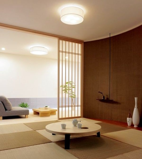 Chilling Japanese style interior Designs (1)