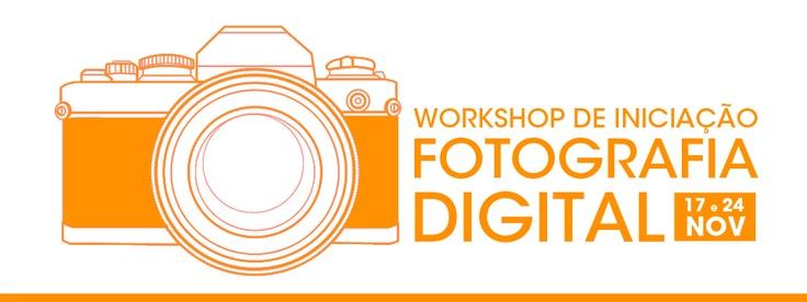 Iniciação à Fotografia Digital | imagerie - casa de imagens
